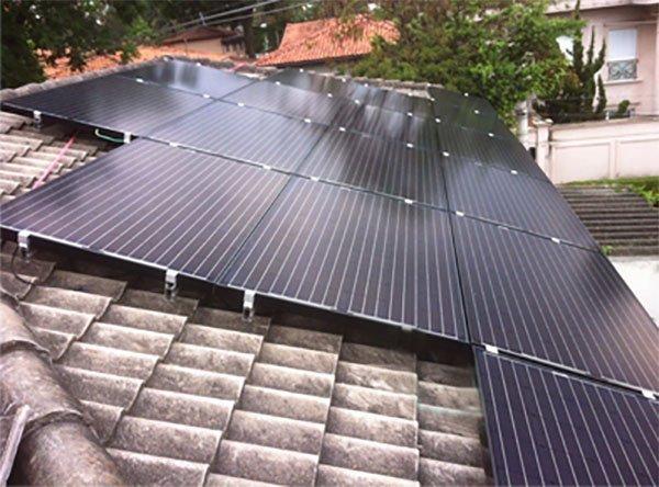 Micro Usina-Solar Residencial