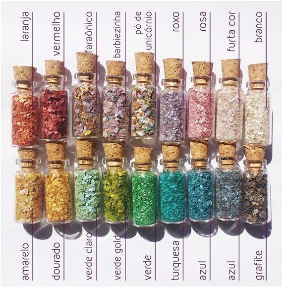 Carnaval Ecológico - Glitter