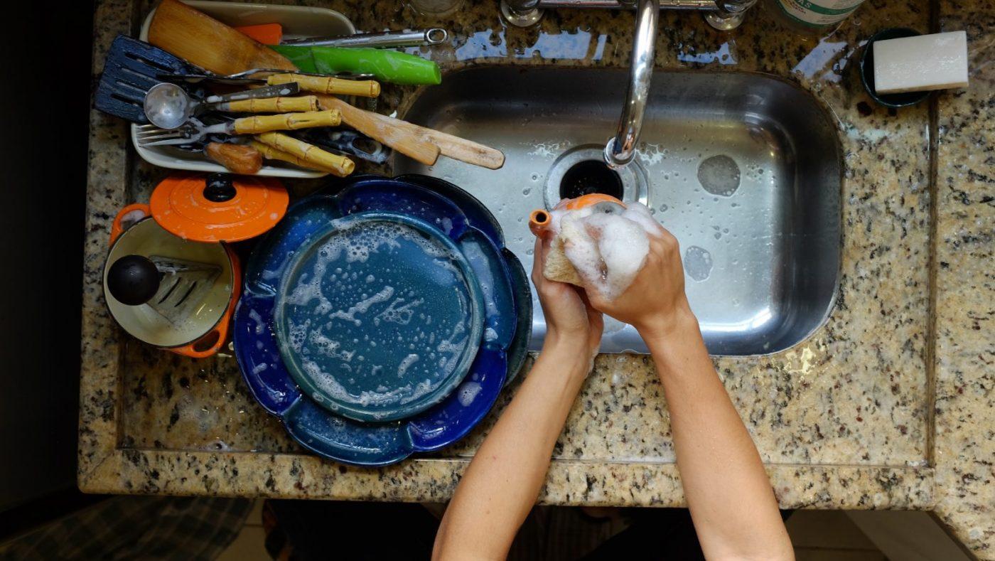 detergente x lava louças