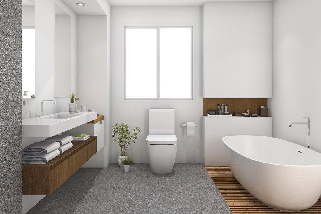 limpar banheiro sem cloro