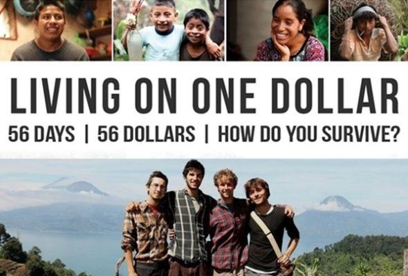 filmes inspiradores: vivendo com um dolar
