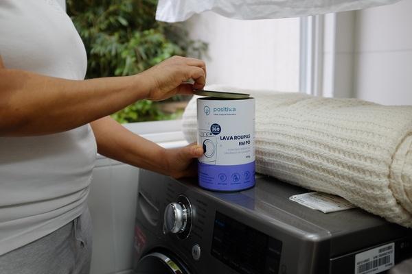 Faxina no inverno: aproveite os dias de sol para lavar roupa com nosso Lava Roupas Lavandin!